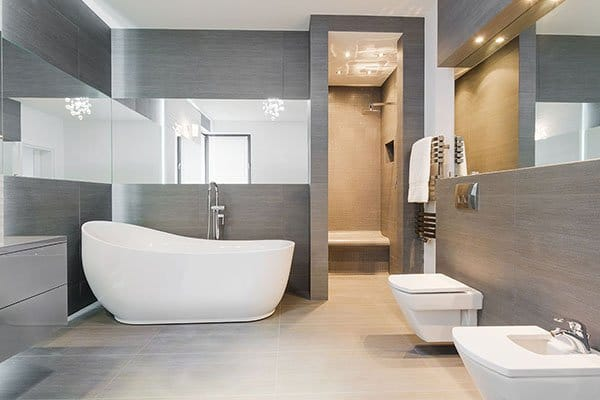 Bathroom renovation plumber perth