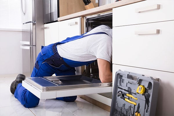 dishwasher installation services perth