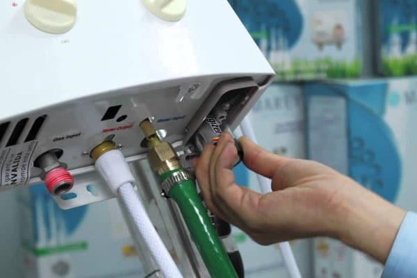 hot water system repair perth