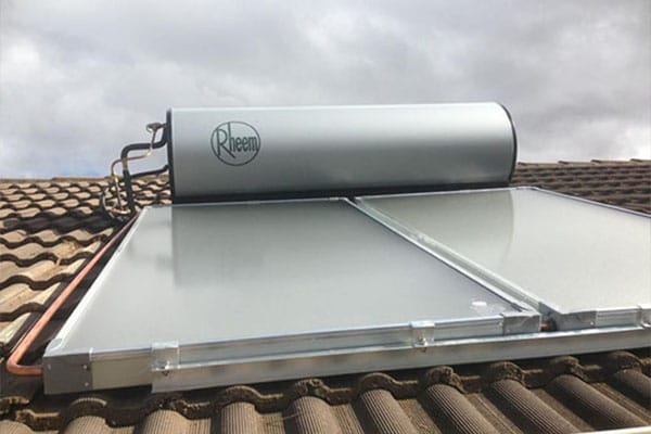 solar hot water system prices perth
