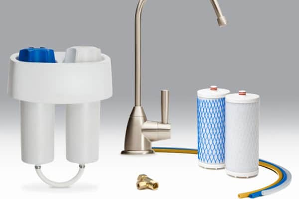 supply and install water filters