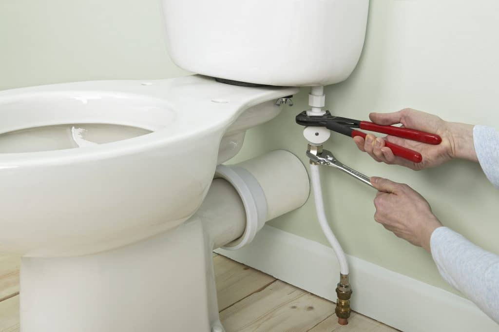 toilet installation perth