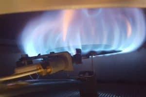 gas hws alight
